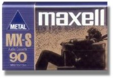 Metal cassette